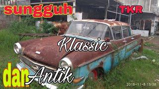 mobil tua antik untuk Rekondisi