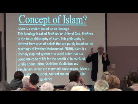 Islam 101 - Imam Mustapha Elturk