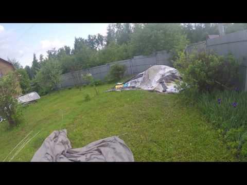 Палатка 5-местная Vaude Division Dome 5P