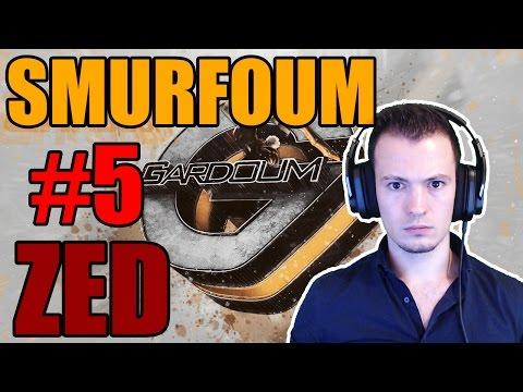 ZED ! SHADOWS - Smurfoum #5