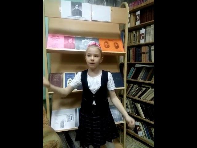 Изображение предпросмотра прочтения – ВалерияРакова читает произведение «Ворона» А.А.Блока