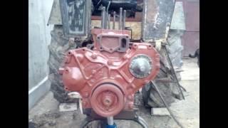 Встановлення двигуна СМД-22 на трактор ЮМЗ-6