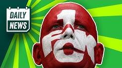 1. FC Kaiserslautern: Insolvenz! Hertha will Weghorst! BVB: Noch eine Saison mit Favre?