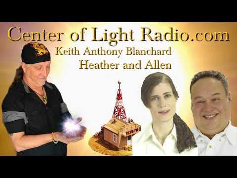 Center of Light Radio   To Master Soul Projection - Allen Feldman & Heather Giamboi VARDANKAR