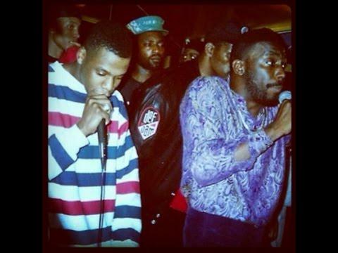 Big Daddy Kane, Jay Z & Jaz O (In Fresh Gordon's House)Walter DJMELLOWBWAX Kellam