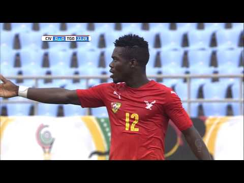 Highlights from match day 3 Côte d'Ivoire vs Togo 12 September 2017