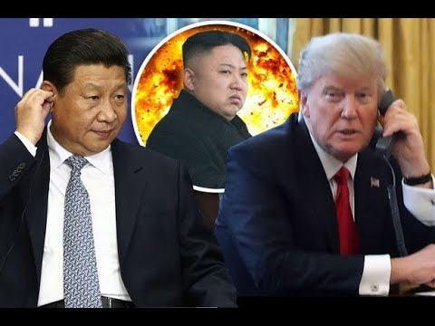 China Threatens War with U.S. If U.S. Strikes North Korea First