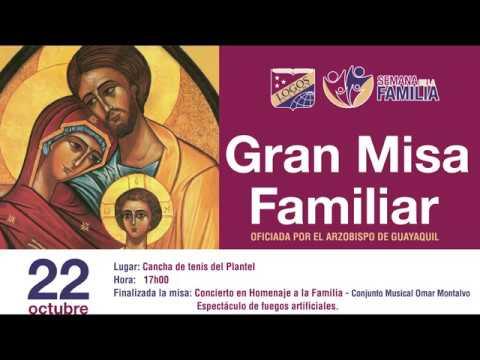 Invitación A Misa Familiar Mamá
