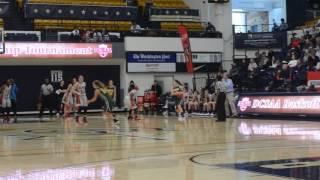 dcsaa girls basketball championship st johns 63 georgetown visitation 51 29