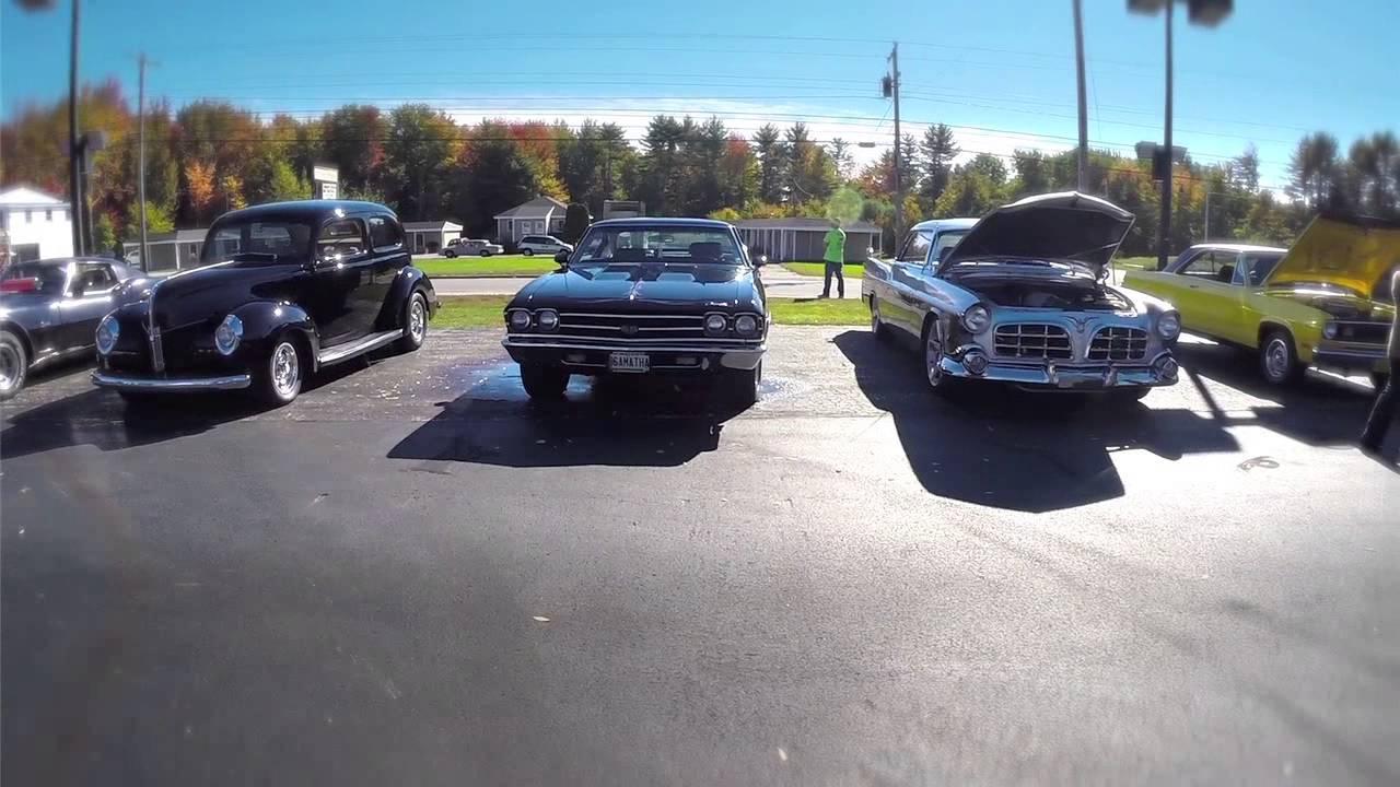Cars&Guitars Car Show Benefit 2014 Southern Maine Motors Jimmie Van Zant Band Saco Maine