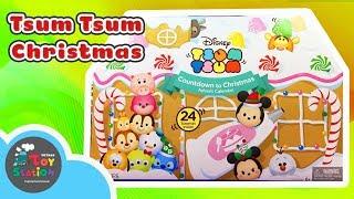 Tsum Tsum Advent Calendar, Đếm ngược đến Christmas với Anh Khoai Tây và Lily ToyStation 139