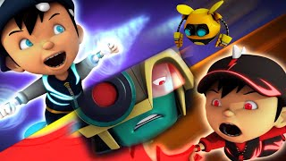 BoBoi Boy (Hindi) - The Dangerous Robot Villain | Fun Kid Videos | Cartoon for Kids in Hindi