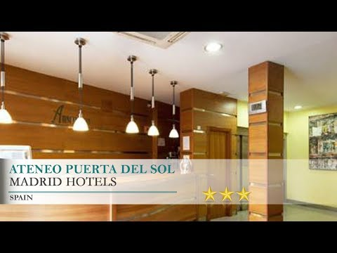 Ateneo Puerta del Sol - Madrid Hotels, Spain