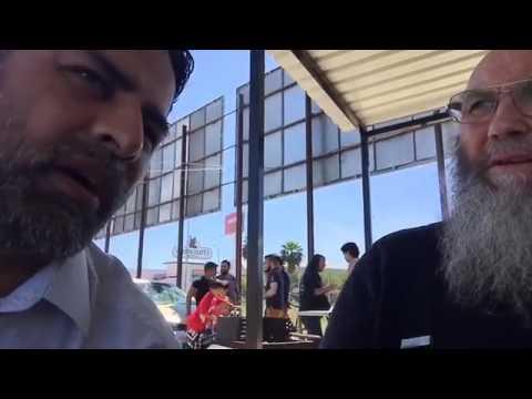 Spanish convert to Islam