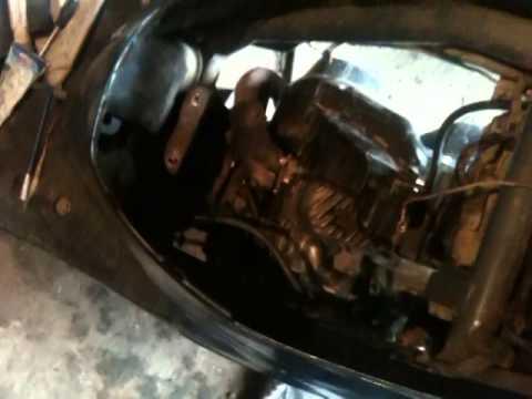 Honda Tact 30 ПРОБЛЕМА,