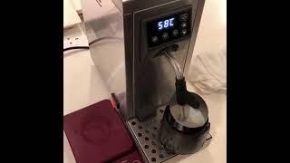 스팀기계 우유데우기기계 상업용 카페 가정용데우기 스팀기