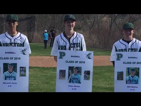 Proctor Academy Baseball 2016: Week Five