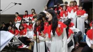 Bài ca Thương khó - Lê Trang, Thu Thùy - Ca đoàn Maria Goretti