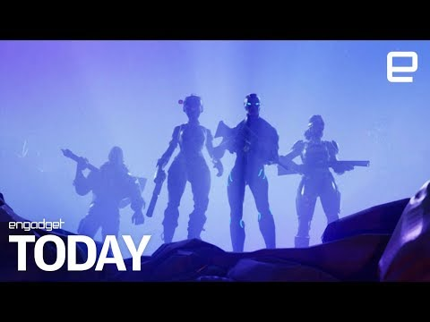 Fortnite gets a destructive new update | Engadget Today