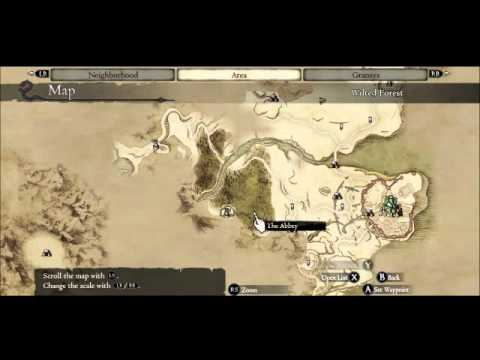 Dragon's Dogma map overview - part 2 (narration) - YouTube on