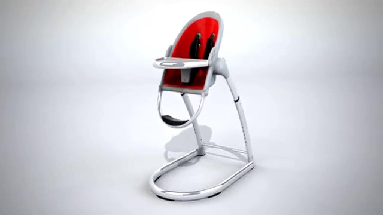 Chaise-haute HIGHPOD™ de PHIL & TEDS