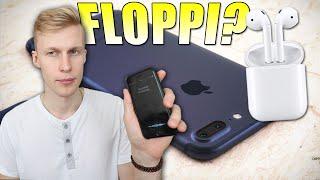 Onko Applen uusi iPhone 7 Floppi? Kertokaa!