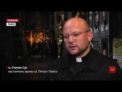 Zaxid.Net: Львівський священик став наймолодшим католицьким єп...