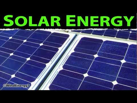 Solar Energy Solar Kits
