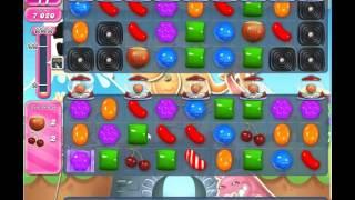 Candy Crush Saga, Level 738, 1 Star