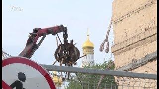 видео реставрация зданий