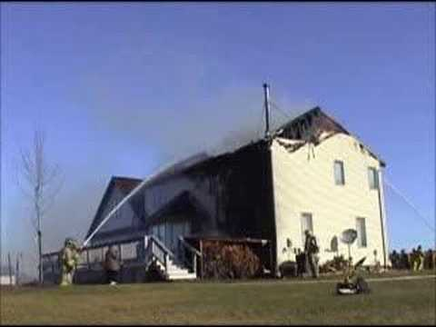 Grafton House Fire Youtube