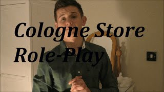 ASMR Cologne Store Roleplay - Week of Roleplays