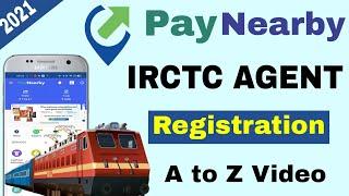 Paynearby Irctc Registration screenshot 3