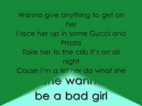 Bad Girl w  lyrics - Massari.flv