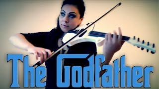 """The Godfather"" Violin Theme Song (Cover by Cristina Kiseleff)"