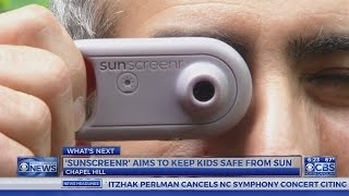 New sunscreen product aims to help protect user