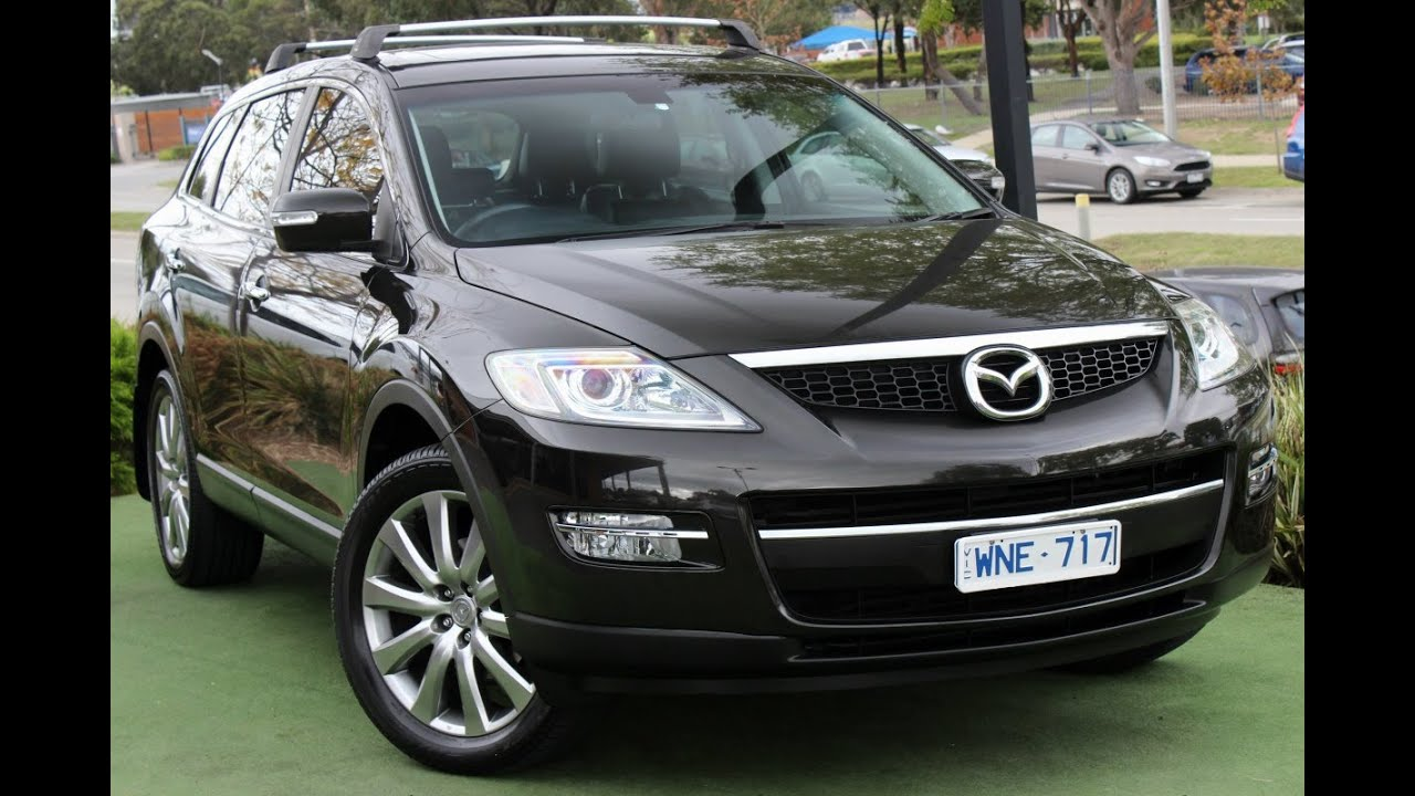b5308 2008 mazda cx 9 luxury auto 4wd review youtube. Black Bedroom Furniture Sets. Home Design Ideas