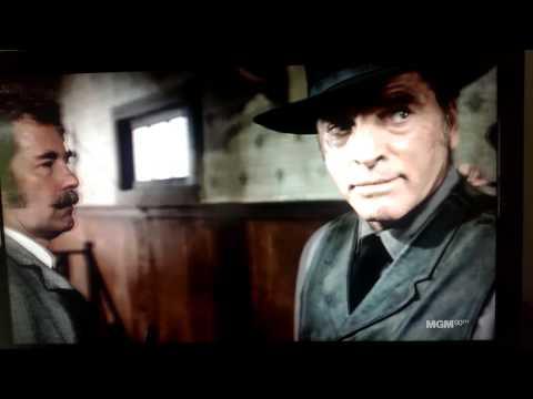 Lawman, Burt Lancaster