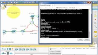 Comment configurer le protocol EIGRP
