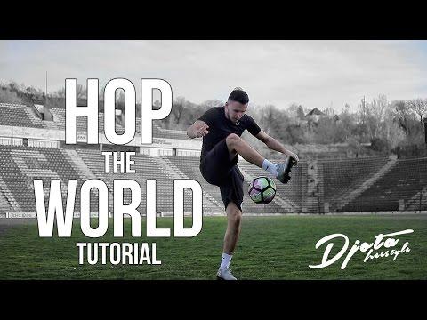HTW TUTORIAL | Nauči freestyle fudbal #5
