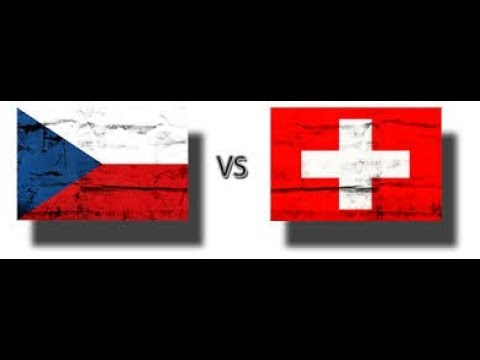 2018 - Pchjongjang - Hokej Česko/Švýcarsko - sestřih