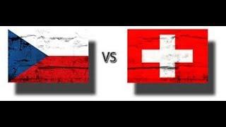 2018 - Hokej Česko/Švýcarsko - sestřih