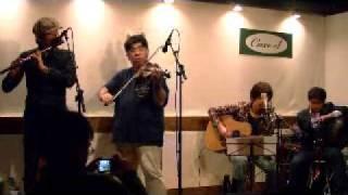 2010/12/18 Irish session at Live Bar Case#1 干川博(Vocal&Guitar) ...