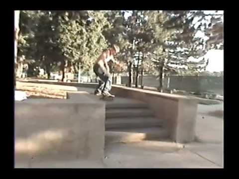"""illusion"" Lincoln, NE Skateboard Video (circa 2001)"