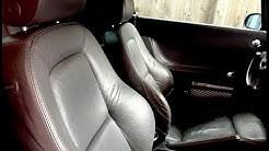 DIY: Car Leather Seat Tear Repair