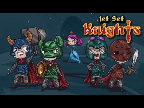 Jet Set Knights Gameplay and First Impressions - No Commentary |