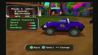 RC Revenge for Playstation 2 Two Player