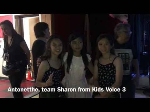 AmeliaAndAdinah Vlog of Megastar Sharon Cuneta's/Ian Veneracion's concert at Union City, CA