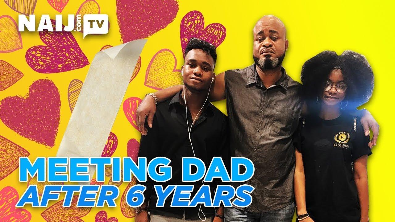 News Nigeria Today: Iyabo Ojo's Kids Met Their Dad | Legit TV