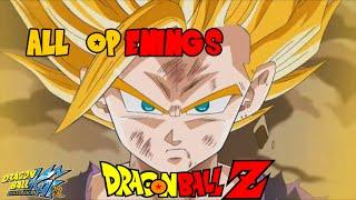 Tous les générique Dragon Ball DBDBZDBGTDBZkaiDBS
